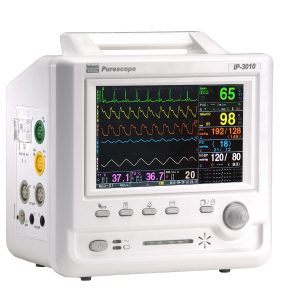 Vet Patient Monitor Model number IP-3010